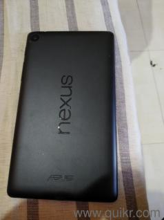 ASUS GOOGLE NEXUS 7 FOR SALE Asus Google Nexus 7 Tablet for sale  2016  model   5MP rear , 1 2 MP selfie camera   Excellent condition  No calling  or