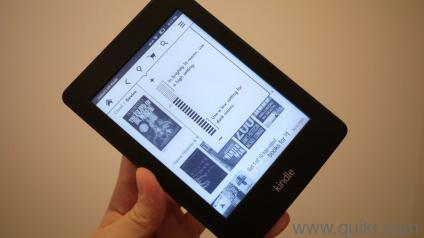 Kindle Paperwhite 3G 6