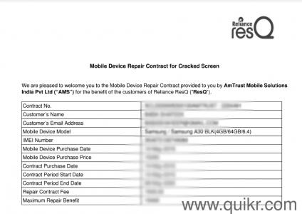 Samsung A30 Imei Repair
