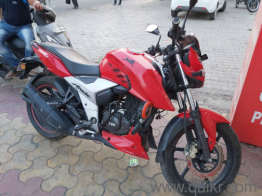 9 Second Hand TVS Apache RTR 160 4V Bikes in Meerut | Used