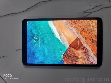 Xiaomi Mi Pad 4, Unused condition, Imported from Hong Kong, Retina display,  4G Volte connectivity, Face Lock, 4 Gb RAM, 13 Mega pixel camera, Powerful