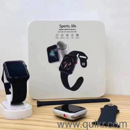 Apple Watch Series-4 Brand New 99 Percent Next to Original imported from  USA Box & All Accessories1 year warranty