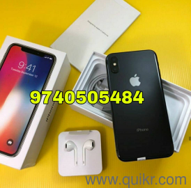 *97405 05484*IPHONE X 256 GB 4 GB RAM DUBAI 1ST MADE PRODUCT 99%PERCENT  ORGINAL AS IT AS ORIGINAL IOS UPGRADE 12 1 JIO SUPPORTED MODEL 5 8 INCH