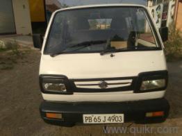 Ww Olx Com Maruthi Used Omni Van   QuikrCars Punjab
