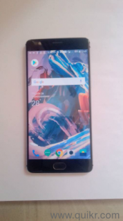 Oneplus 3 brand new mobile with excellent working condition