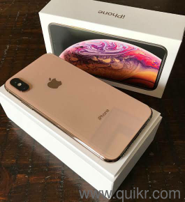 Apple I Phone XS 1st 4g AAA High Copy Dubai  Brand New Box Pack Phone  6  month warranty