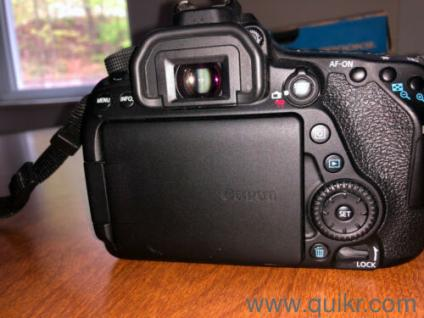 canon 80d | Used Cameras - Digicams in Noida | Electronics