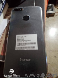 Honor 9N model 1 month old with warranty and accessories for immediate sale