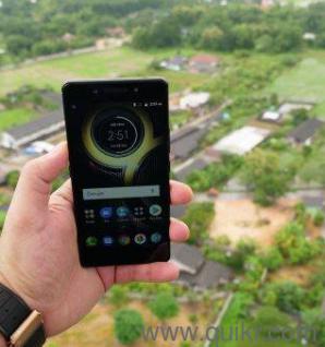 Lenovo k8 Note Black 4GB Ram, 64 GB   in - Quikr Bangalore:Used