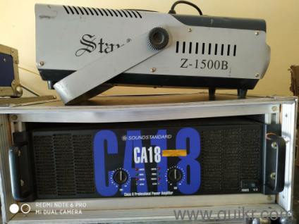3000 watts dj amplifier | Used Music Systems - Home Theatre in Delhi