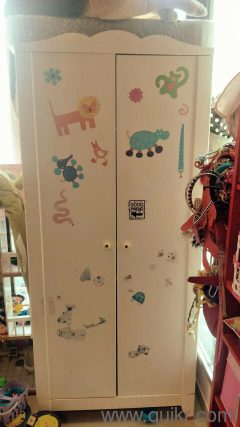 Ikea brand off-white cupboard (from Dubai) - Gently Home