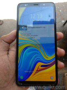 Samsung A7 , scratchless condition    in - Quikr Pune:Used