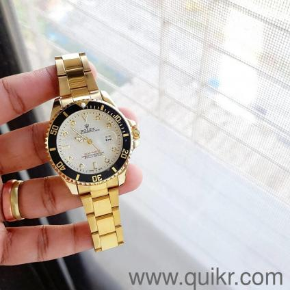 Brand new Rolex watches coillection with COD all over india