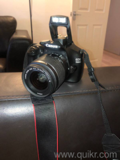 Canon 1100D 18-55 lens with Original Bill and 2 years warranty