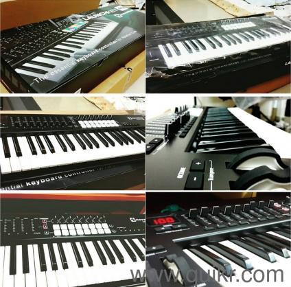 Novation Launchkey 49 MK2 MIDI Keyboard - Condition : Barely Used /  Modulation Wheel Issues
