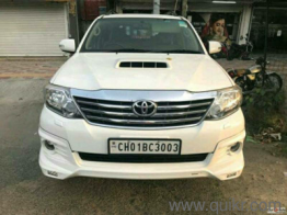 204 Used Toyota Fortuner Cars in India | Second Hand Toyota