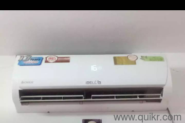 10 month old I Bell Company Air Conditioner urgent sale - Gently