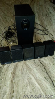 Phillips Speakers used for a year and a half  Works well along with a good  Television  Interested buyers can WHATSAPP me!