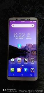 Vivo V7 plus accident display damag   in - Quikr Thane:Used