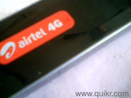 Airtel 4g lte dongle
