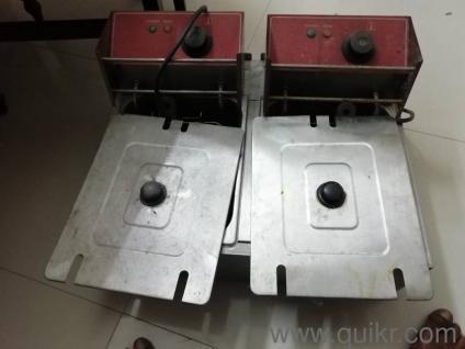 French frie making machine
