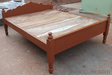 I Want To Sell My New Wooden Double Bed