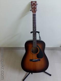 Yamaha Jumbo F 310 With Stage Standnegotiable Guitar