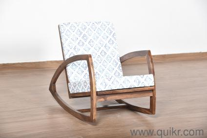 Amazing Aldeza Sheesham Rocking Chair By Home Edge Machost Co Dining Chair Design Ideas Machostcouk