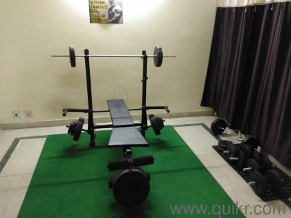 Sensational Gym Bench Press Table Used Sport Fitness Equipment In Uwap Interior Chair Design Uwaporg