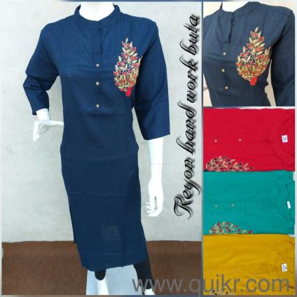 Ladies Kurti Wholesaler Surat Used Clothing Garments In Surat Home Lifestyle Quikr Bazaar Surat