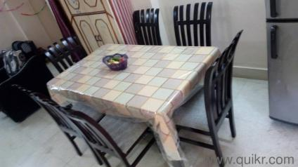 Dining Table Hardly Used Just Bought 4 Months Before Avlbl To Sell In First Week Of March 2017
