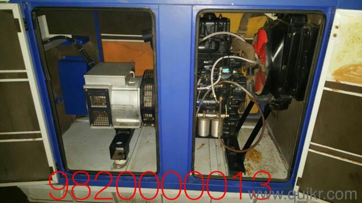 10kva Escort Soundproof Diesel Generator Set For Sale New Inverters Ups Generators Titwala Thane Quikrgoods