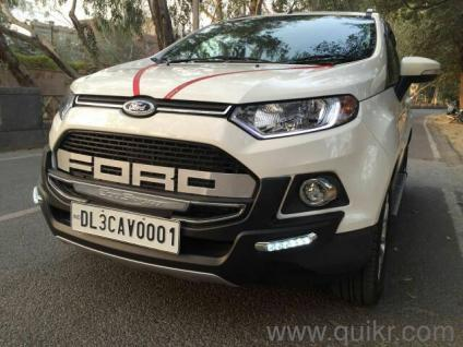 Ecosport Accessories In Airport Kochi Spare Parts On Ford Ecosport Accessories
