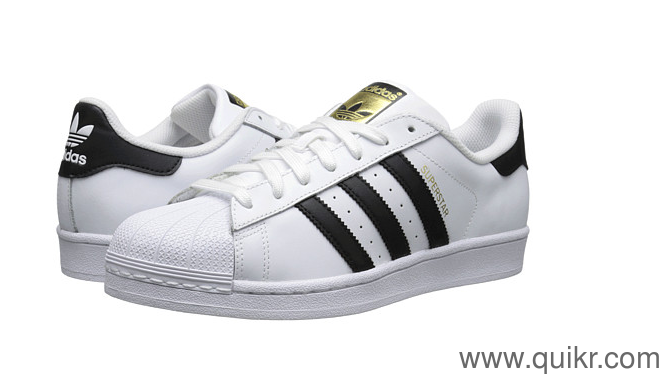 on sale 5c24e aa61c BRAND NEW  Adidas superstar shoes for men