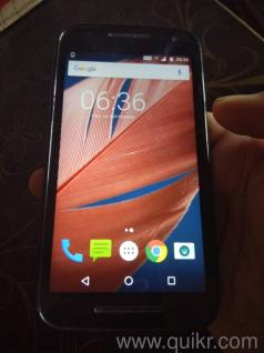 1a14ad6b427 Motorola moto g3 turbo 4G volte 2gb.. in Patliputra Colony - Quikr  Patna:Used Mobile Phones