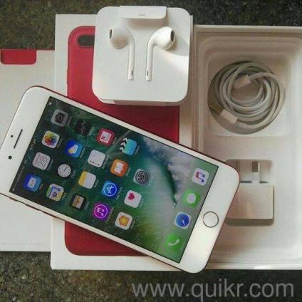 IPhone 7 plus clone 7A model with 3 GB RAM 3D screen metal body 128GB  internal memory it's a clone copy booking amount 1000 rupees only genuine  buyers
