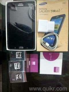Samsung Tab 3V with BYJUS class 11 & 12 (PCB) 2yrs validity