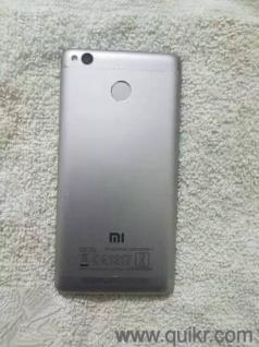 Xiaomi Redmi 3S Prime 3+32GB With Bill, Box And Accessories   12 Months  Old, Good Condition
