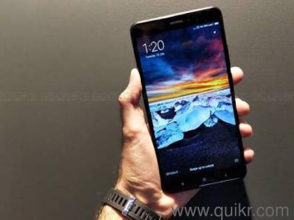 Xiaomi mi max 2 4gb 64gb black color 5300mah battery purchased on dushera  2017 from flipkart