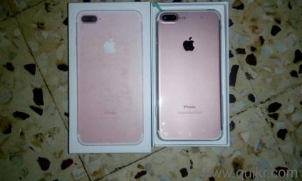 Brand new unbox Iphone 7 plus Dubai clone 64-128GB ROM,3 GB RAM High Grade  Phone ,cod available