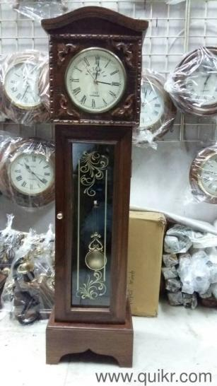 Grandfather vintage time clock working - Brand Home Decor ...