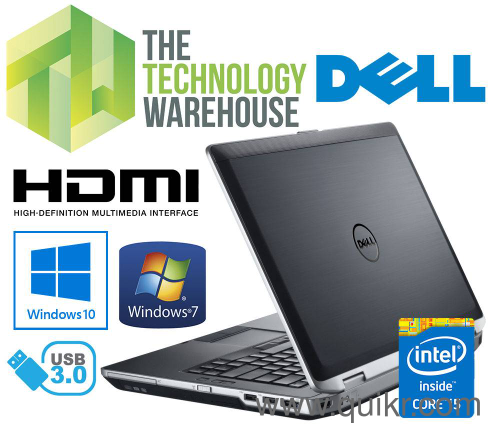DELL LATITUDE E6430 I5 3rd Generation , 8GB RAM, 128GB SSD