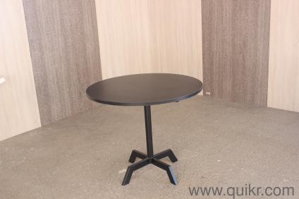 round discussion table used home office furniture in india