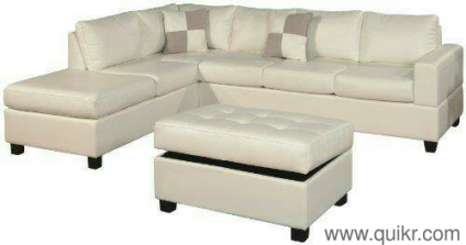 PREMIUM L Shape 3 Longer Sofa