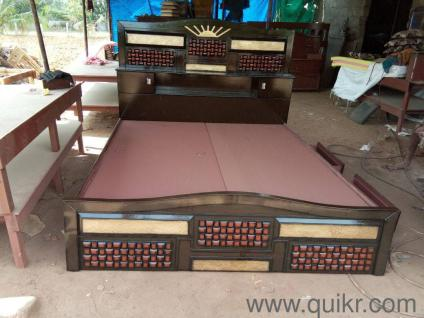 Merveilleux Double Bed Design In Reasonable Price | Used Home U0026 Lifestyle In India |  Home U0026 Lifestyle Quikr Bazaar India