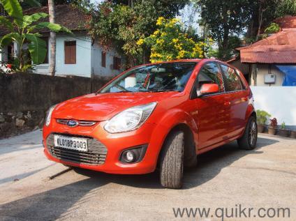 Ford Figo  Ford Figo   L Duratorqsel Titanium  Kms Driven In Kesavadasapuram In Kesavadasapuram Trivandrum Used Cars On Trivandrum