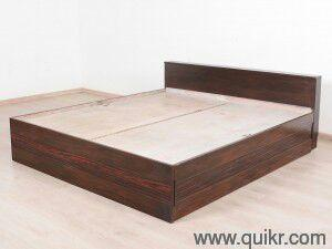 6x6 Feet Teak Wood Bed ...