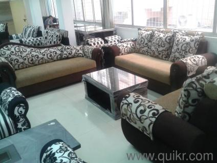 Sofa Set 8 Seater  3 Seater ,2 Seater With Deewan   Brand Home ...