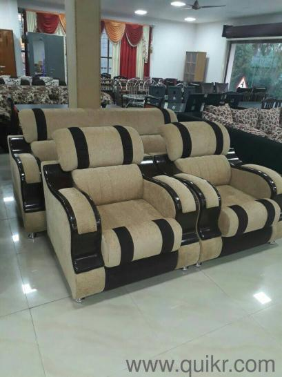 A Brand New Sofa Set 3+1+1 Unique Sofa Beautiful Design And Different Color  Free Delivery To All Bangalore   Brand Home   Office Furniture   Hebbal, ...