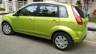 Green  Ford Figo Duratorqsel Titanium  Kms Driven In Frazer Town In Frazer Town Bangalore Cars On Bangalore Quikr Classifieds